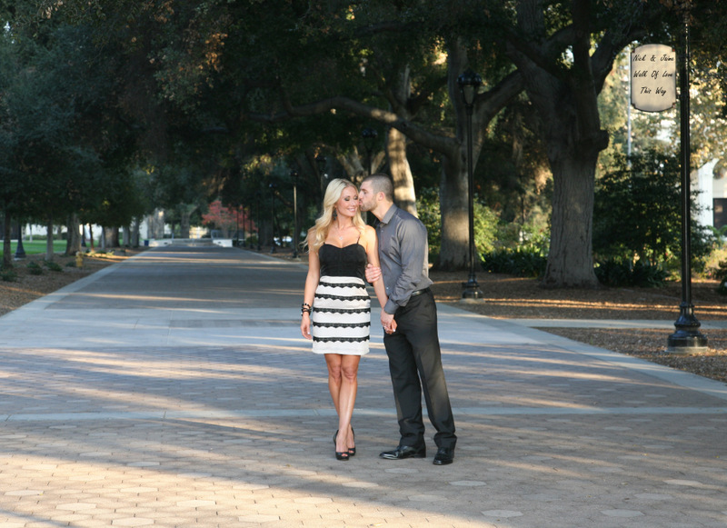 28 Engagement Photos Claremont Colleges
