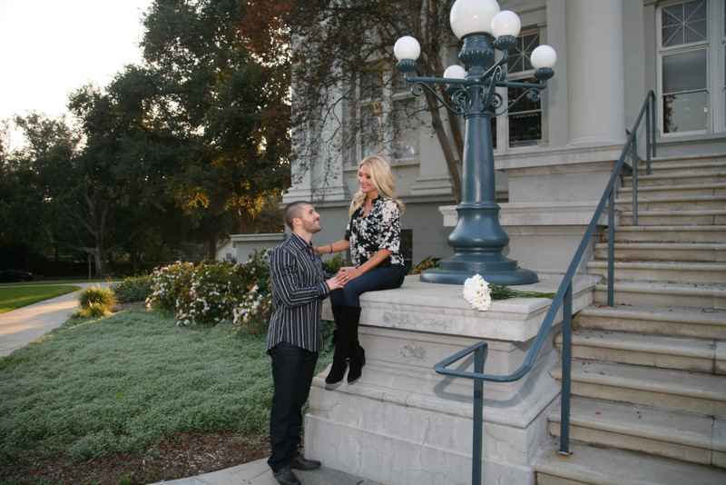36 Engagement Photos Claremont Colleges