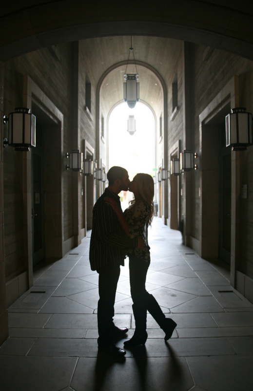 63 Couple Kissing