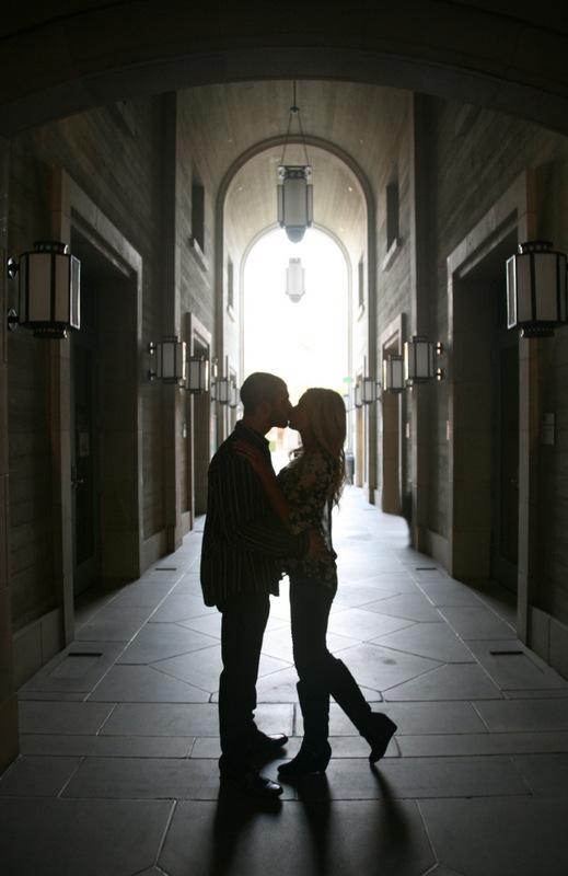 63 Couple Kissing