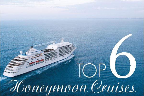 TOP 6 HONEYMOON CRUISES